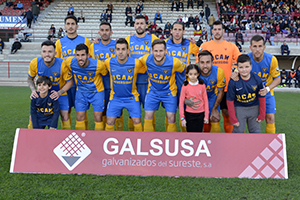 Once inicial UCAM CF