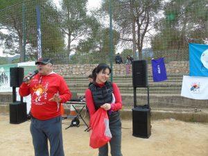 """Ruta Solidaria """"Una sonrisa por Marina"""""""