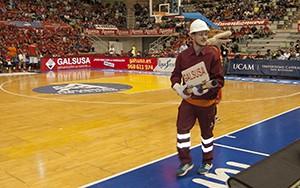 Queremos que el Palacio de Deportes se vista con los colores de UCAM CB Murcia