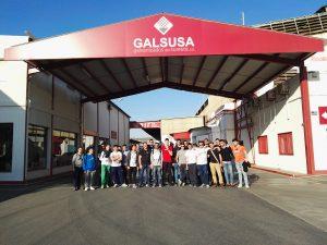Visita del Instituto Canastell de San Vicente de Raspeig