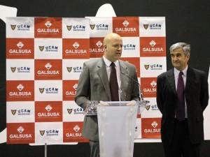 Galsusa se une al proyecto deportivo de la UCAM