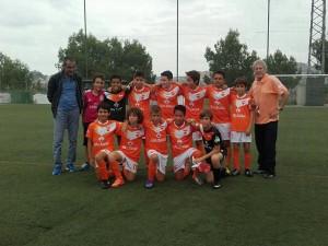 Galsusa apoya a jóvenes promesas del fútbol en nuestra Región