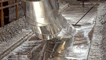 Crisol zinc galvanizado